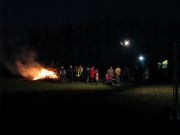Osterfeuer 2008